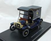 Ford Model T Cargo NY (1915, (1:18) scale diecast model car, Dark