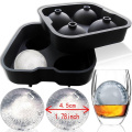 Frozen ROUND Ice Cube BALL Maker Mould Sphere Mould Party Tray Bar Silicone
