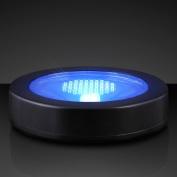 Blue Light Up LED Bottle Glorifier