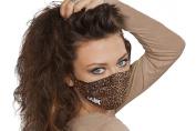 MyAir Comfort Mask, Starter Kit in Leopard - Made in USA