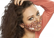 MyAir Comfort Mask, Starter Kit in Santa Fe Tile - Made in USA