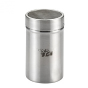 Cake Boss Collection Powder Sugar Shaker Tool with Lid