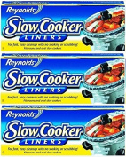 Reynolds Metals 00504 Slow Cooker Liners 33cm x 50cm - 3 Pack