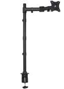 VIVO Single Monitor Desk Mount Extra Tall Fully Adjustable Stand for up to 70cm Screen