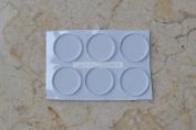 Generic 400nm-600nm Coated Optical Glass lens / Plane Mirror / Waterproof 10mm