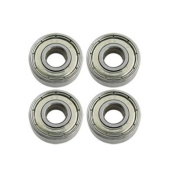 Deep 22mm Diameter Groove Skateboard Wheel Bearings New