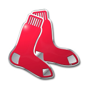 Team PROMARK CE3ML05 Colour Auto Emblem - Boston Redsox