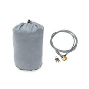 Rampage 1306 Universal Car Cover 4 Layer 5.2m To 5.8m Long
