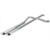 Gibson 320004 Cat-Back Performance Exhaust System, Dual Side