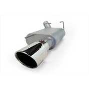 Gibson 619000 Cat-Back Performance Exhaust System, Axle Back