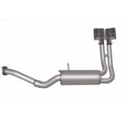 Gibson 5519 Cat-Back Performance Exhaust System, Super Truck