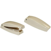 Prime Products 18-5081 Bullet Style Catch, Colonial White
