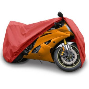Budge Indoor Stretch Motorcycle Cover, Indoor Vehicle Protection