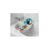 KidCo Bath Toy Organiser Storage Basket, White