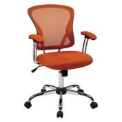 Avenue Six Juliana Task Chair in Orange