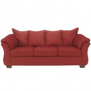 Signature Design by Ashley Darcy Sofa-Option:Salsa Fabric