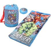 Avengers Slumber Pushlight and Duffle