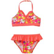 Hello Kitty Baby Toddler Girl Bikini Swimsuit