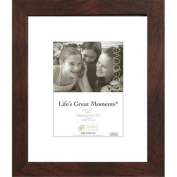 Timeless Frames 78328 Lifes Great Moments Espresso Wall Frame 20cm x 25cm .