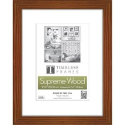 Timeless Frames 73261 Regal Walnut Wall Frame 25cm x 33cm .