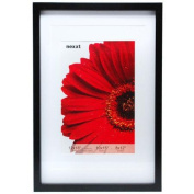NEXXT PN00244-0FF Gallery 12 x 18 Black Wood Frame