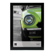 KIERA GRACE PH00342-3FF Langford 30cm x 46cm . Wood Black Poster Frame Glass