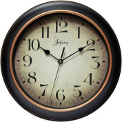 Infinity Instruments Hanover 30cm Silent Wall Clock