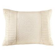 Crowning Touch by Welspun Cotton Decorative Jacquard Cotton Throw Pillow