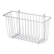 Honey-Can-Do Chrome Wire Accessory Basket