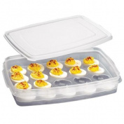 Miles Kimball Deviled Egg Container