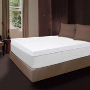 Comfort Revolution 10cm Memory Foam Full Mattress Topper Bedding
