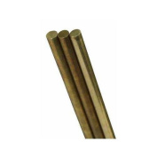Solid Brass Rod .020, Carded, 3 Each Multi-Coloured