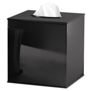 NU Steel Elegant Boutique Tissue Holder