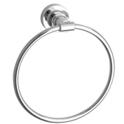 no drilling required Luup Towel Ring