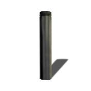 Metalbest DSP6P36 Stove Pipe 15cm DSP Vent Pipe Pipe Length ;Black