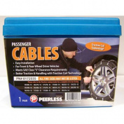 Peerless 1725 Passenger Car Traction Cables, #172555