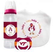Virginia Tech Hokies Baby Gift Set Multi-Coloured