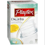 Playtex Drop-Ins Disposable Liners 120ml 100 Each