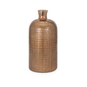 Imax 62193 Marnie Copper Glass Jug - Small