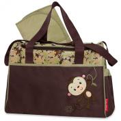 Fisher-Price Monkey Duffle Nappy Bag