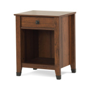 Child Craft Redmond Ready to Assemble Night Stand, Coach Cherry