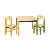 Guidecraft G98302 See and Store Table and Chair Set