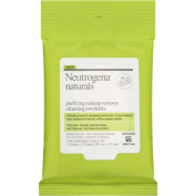 Neutrogena Naturals Purifying Makeup Remover Cleansing Towelettes, 7 sheets