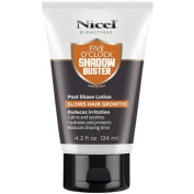 Nicel Bioactives Five O'Clock Shadow Buster Post Shave Lotion, 120ml