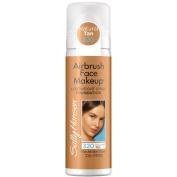 Sally Hansen Airbrush Face Makeup Foundation, Natural Tan, 30ml