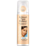 Sally Hansen Airbrush Face Makeup Foundation, Classic Ivory, 30ml