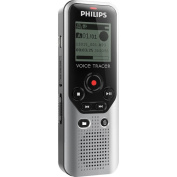 Philips Voice Tracer Dvt1200 4gb Digital Voice Recorder - 4 Gb Flash Memory - 3.3cm Lcd - Portable