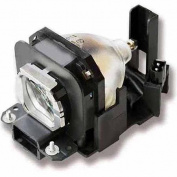 Hi. Lamps Panasonic PT-AX100, PT-AX100E, PT-AX100U, PT-AX200, PT-AX200E, PT-AX200U, TH-AX100 Replacement Projector Lamp Bulb with Housing