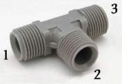 Zurn-PEX QT333T 0.5 X 0.5 X 0.5 Tee-Qest