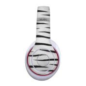 DecalGirl BSTW-TIGER-WHT Beats Studio Wireless Skin - White Tiger Stripes